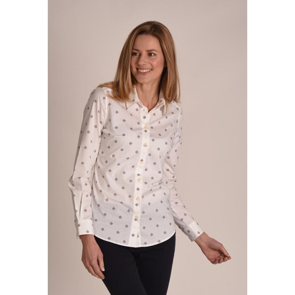 Norfolk Shirt Fig Bluebell