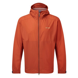 Sherpa Adventure Gear Asaar 2.5-Layer Jacket in Teej Orange