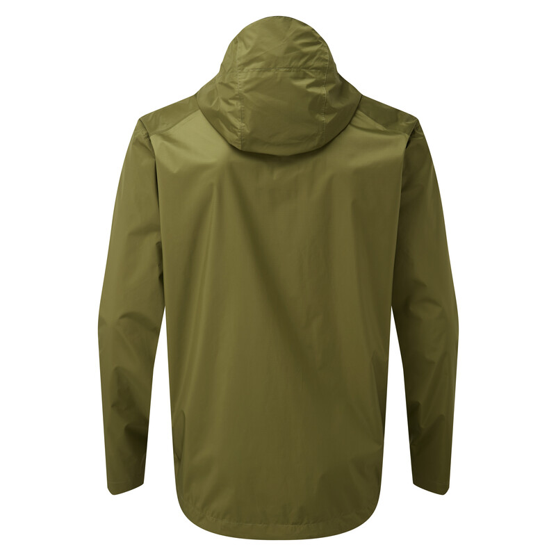 Kunde 2.5-Layer Jacket - Gokarna Green