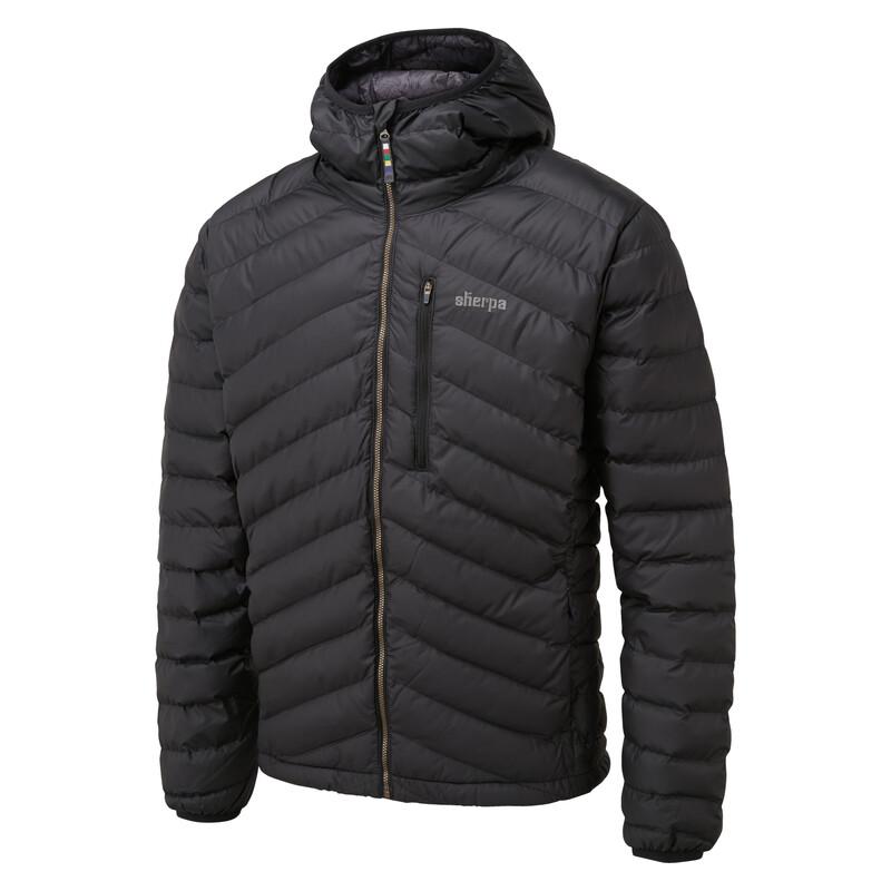 Annapurna Hooded Jacket - Black