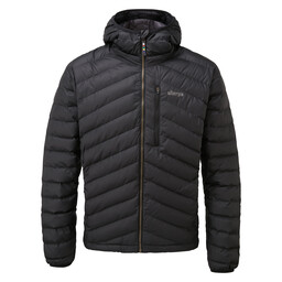 Sherpa Adventure Gear Annapurna Hooded Jacket in Black