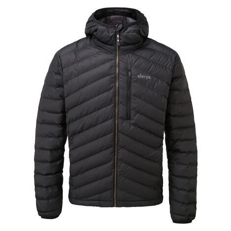 Annapurna Hooded Jacket Black