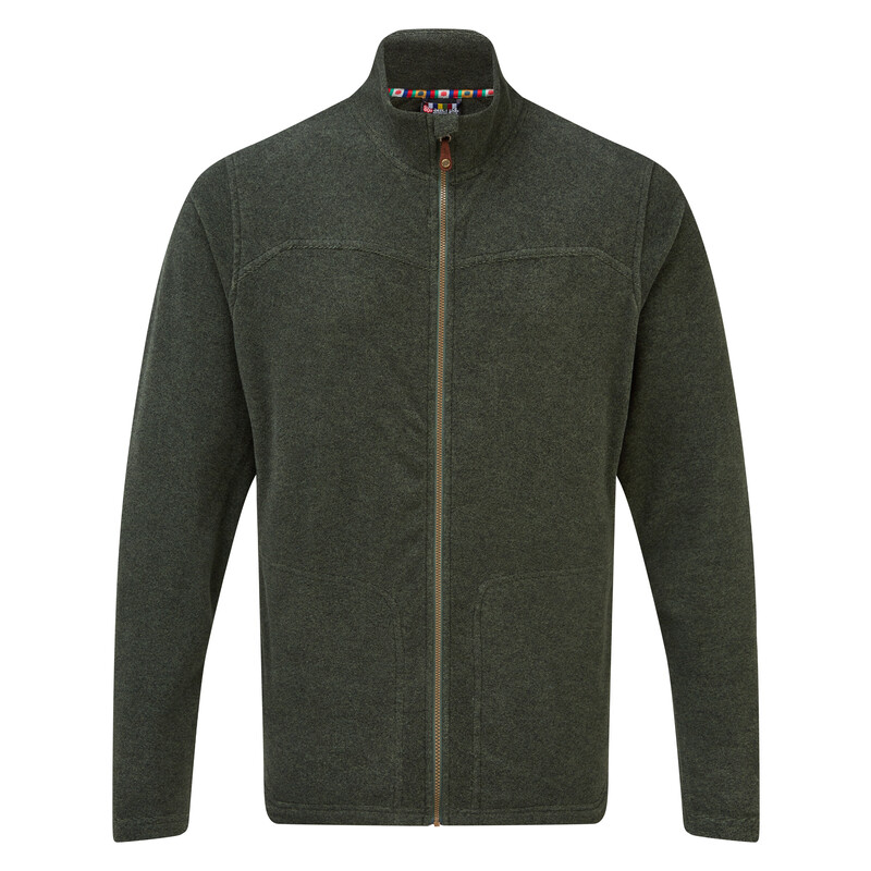 Rolpa Jacket - Mewa Green