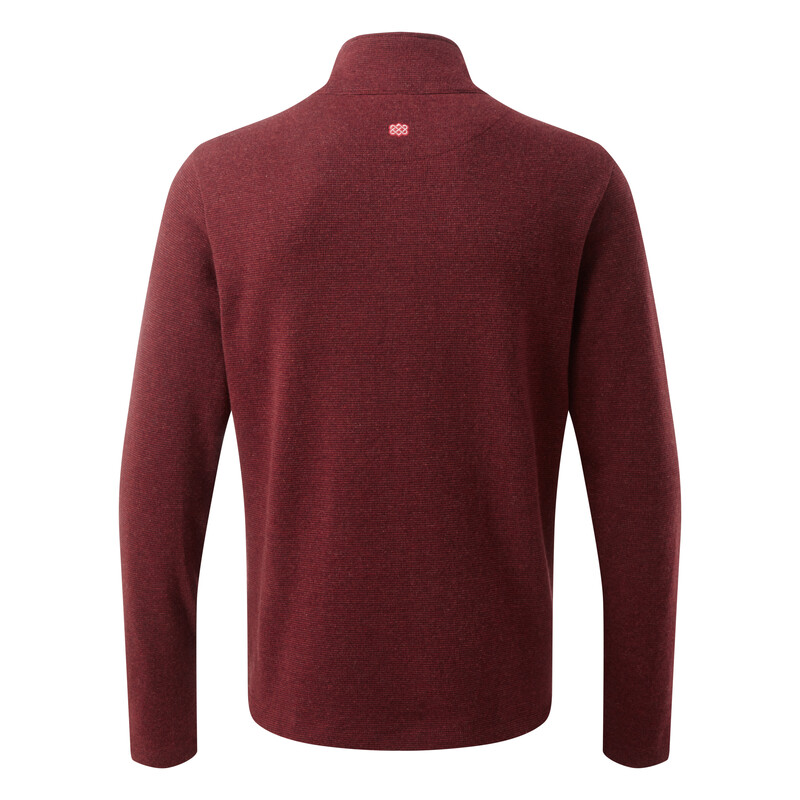 Mukti Pullover - Potala Red