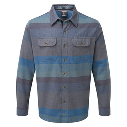 Sherpa Adventure Gear Tamang Shirt in Raja Blue