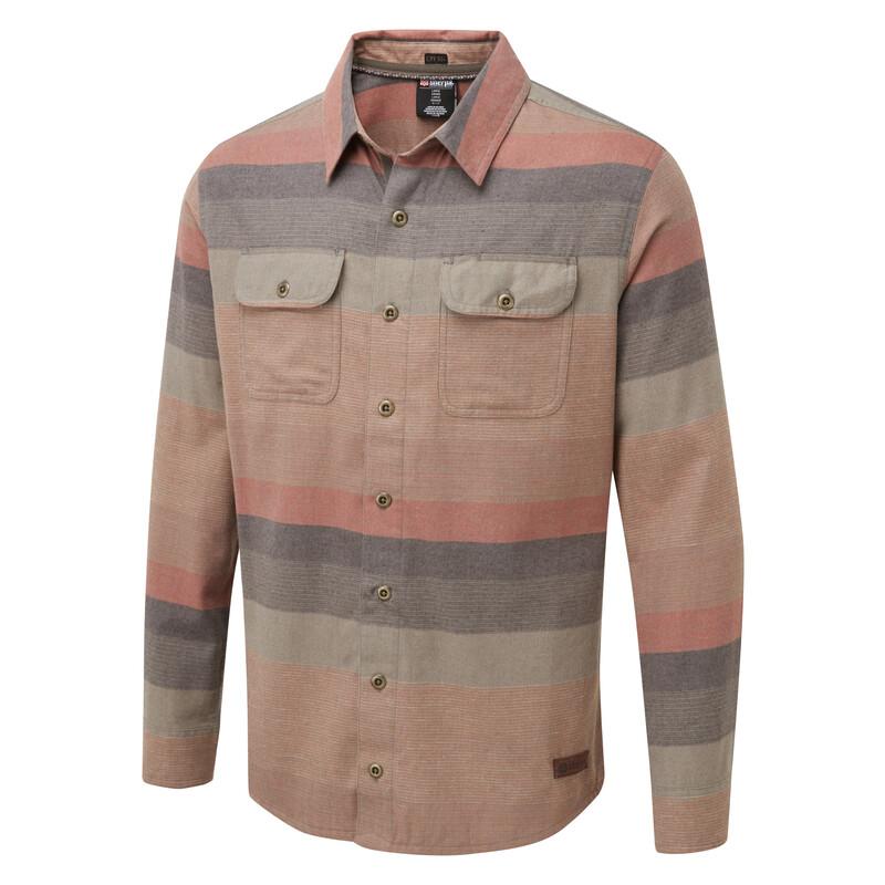 Tamang Shirt - Potala Red