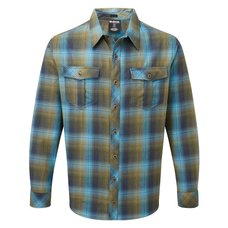 Sherpa Adventure Gear Indra Shirt in Mewa Green