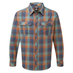 Sherpa Adventure Gear Indra Shirt in Neelo Blue