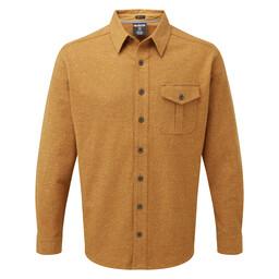 Sherpa Adventure Gear Jamling Shirt in Masala Orange