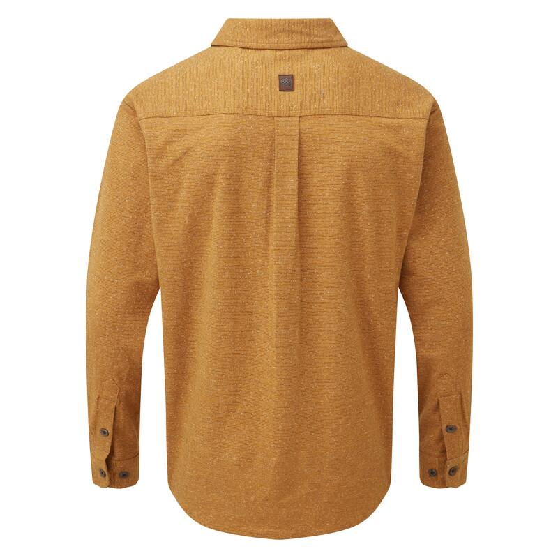 Jamling Shirt - Masala Orange
