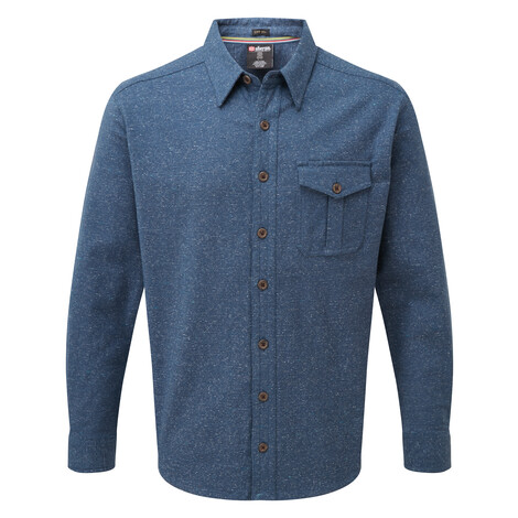 Sherpa Adventure Gear Jamling Shirt in Neelo Blue