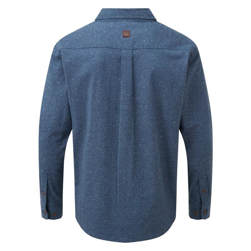 Jamling Shirt - Neelo Blue