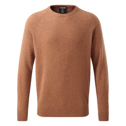 Sherpa Adventure Gear Kangtega Crew Sweater in Masala Orange