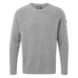 Kangtega Crew Sweater Monsoon Grey