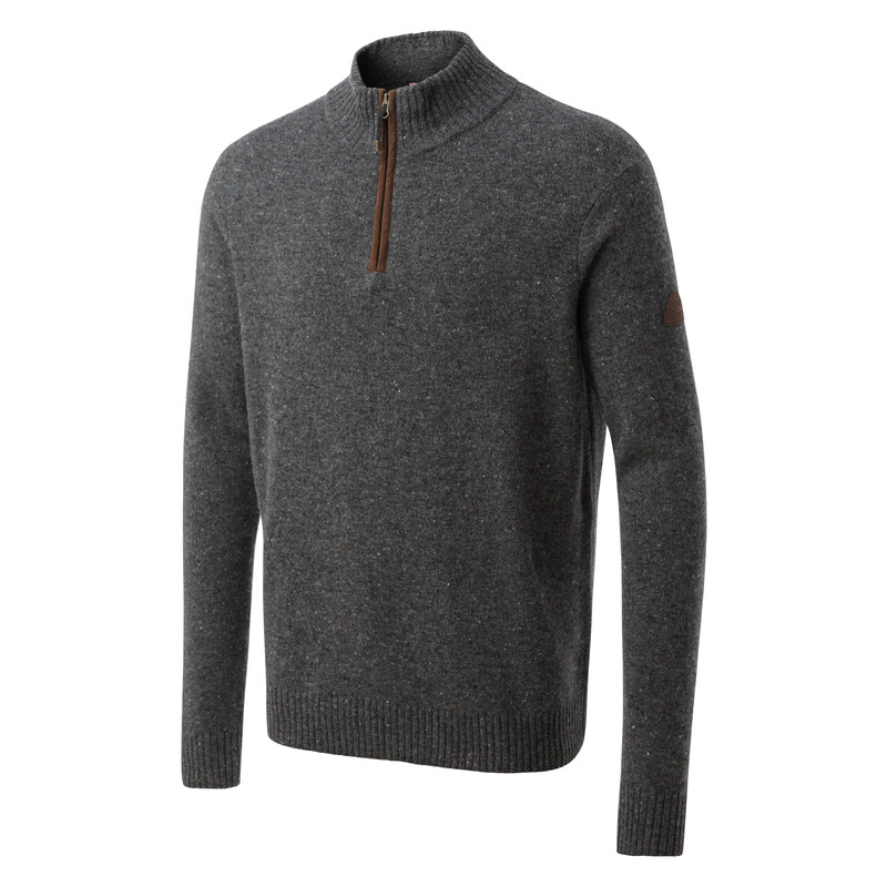 Kangtega Quarter Zip Sweater - Kharani