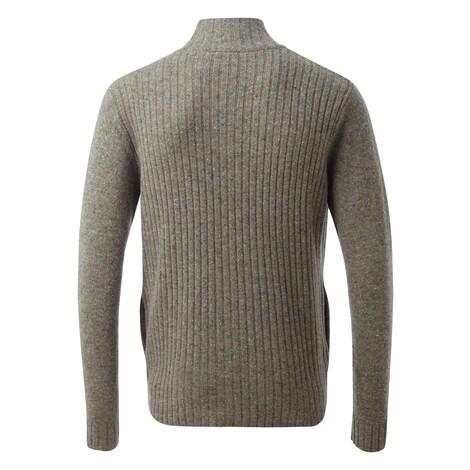 Kangtega Full Zip Sweater