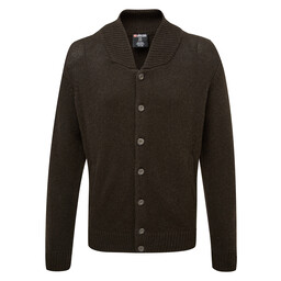 Sherpa Adventure Gear Rukum Cardigan in Baans Brown