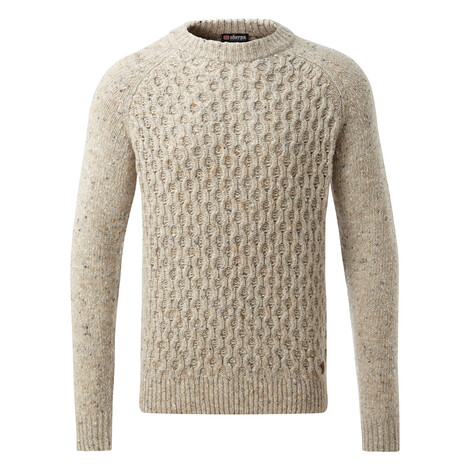 Sherpa Adventure Gear Nuri Crew Sweater in Chai Tea