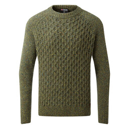 Sherpa Adventure Gear Nuri Crew Sweater in Gokarna Green