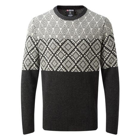 Amdo Crew Sweater Kharani