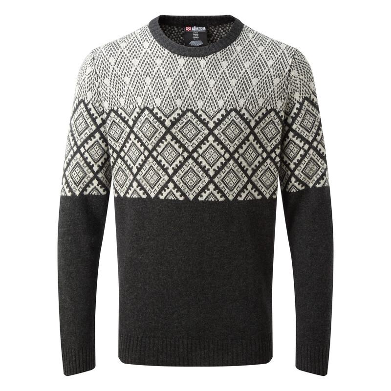 Amdo Crew Sweater - Kharani
