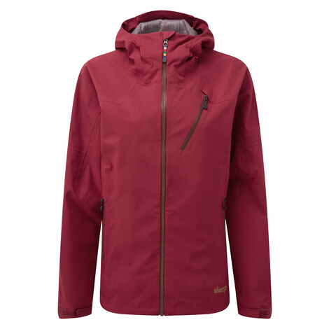 Sherpa Adventure Gear Makalu Jacket in Shaadi Red
