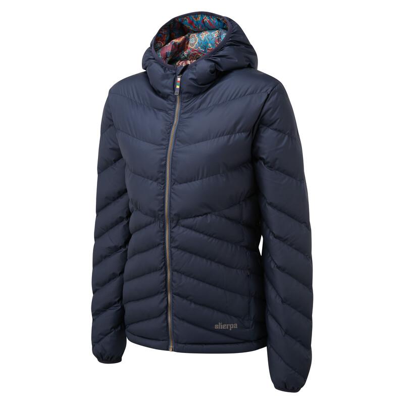 Annapurna Hooded Jacket - Rathee
