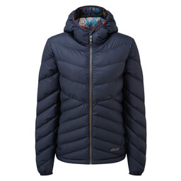 Sherpa Adventure Gear Annapurna Hooded Jacket in Rathee