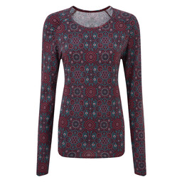 Sherpa Adventure Gear Meera Top in Ani Print