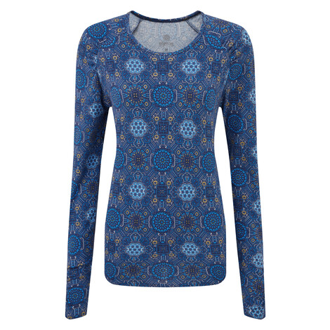 Sherpa Adventure Gear Meera Top in Neelo Print