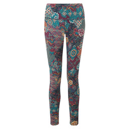 Sherpa Adventure Gear Sapna Printed Legging     in Rathee Multi