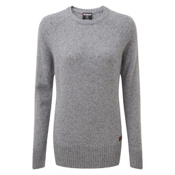 Sherpa Adventure Gear Kangtega Crew Sweater in Monsoon Grey