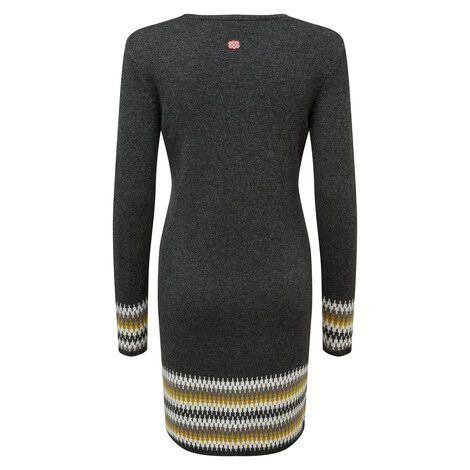 Maya Jacquard Dress