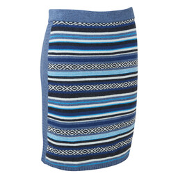 Paro Skirt Neelo Blue