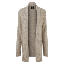 Sherpa Adventure Gear Dolga Cardigan in Chai Tea