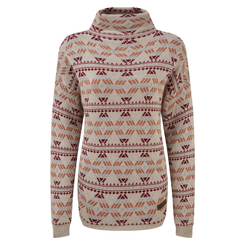 Pema Pullover Sweater - Karnali Sand