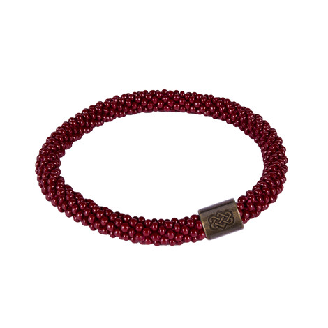 Solid Roll on Bracelet Tongba/Geelo