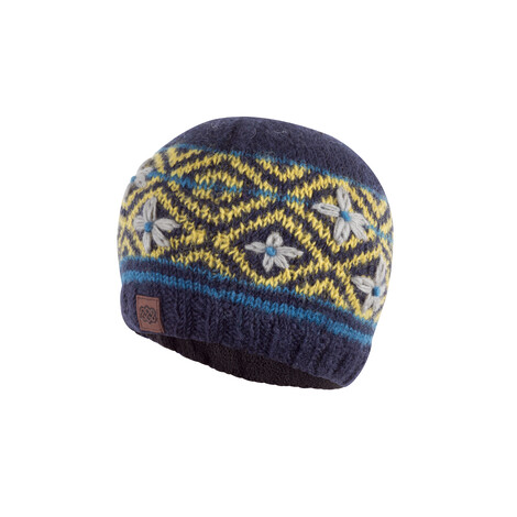 Sherpa Adventure Gear Nitya Hat in Rathee Blue