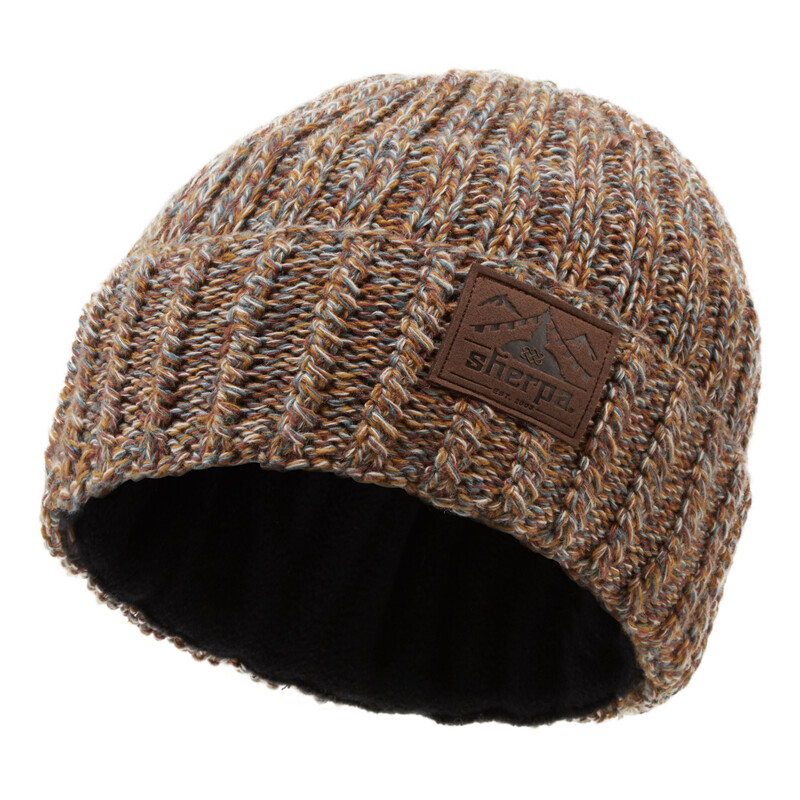 Gurung Hat - Henna Brown