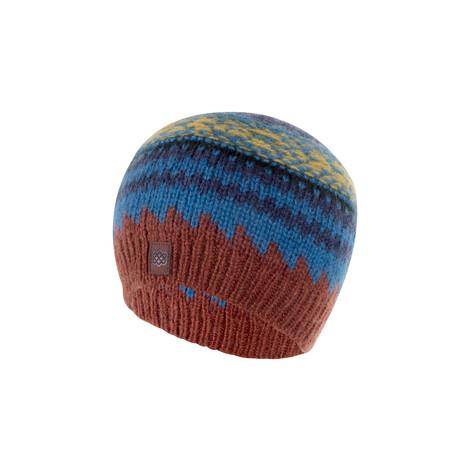 Sherpa Adventure Gear Jigme Hat in Neelo Blue