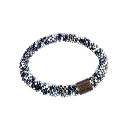Sherpa Adventure Gear Mayalu Speckled Roll On Bracelet in Kharani