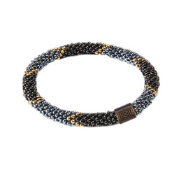 Mayalu Ikat Roll on Bracelet