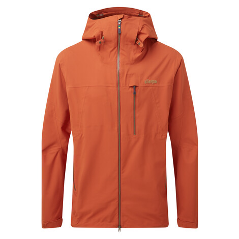 Makalu Jacket Teej Orange