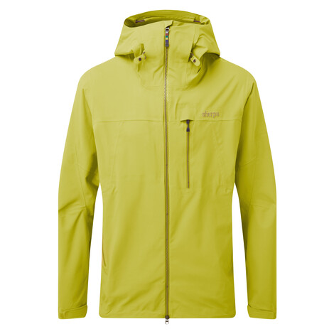 Sherpa Adventure Gear Makalu Jacket in Chutney Yellow