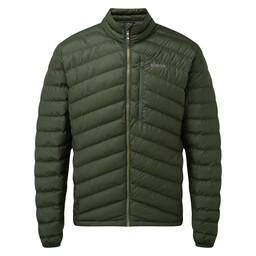 Sherpa Adventure Gear Annapurna Jacket in Mewa Green