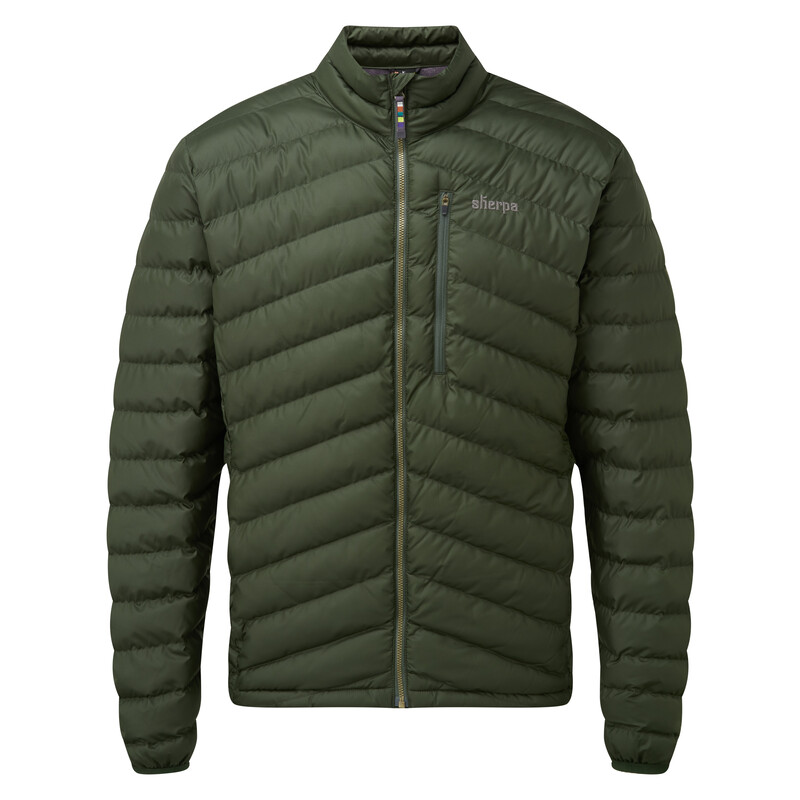 Annapurna Jacket - Mewa Green