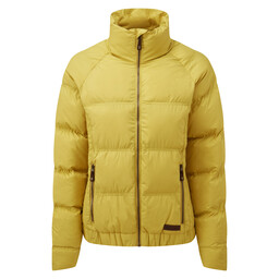 Yangzum Jacket Chutney Yellow