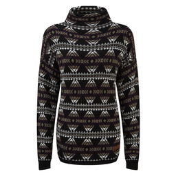 Pema Pullover Sweater Black