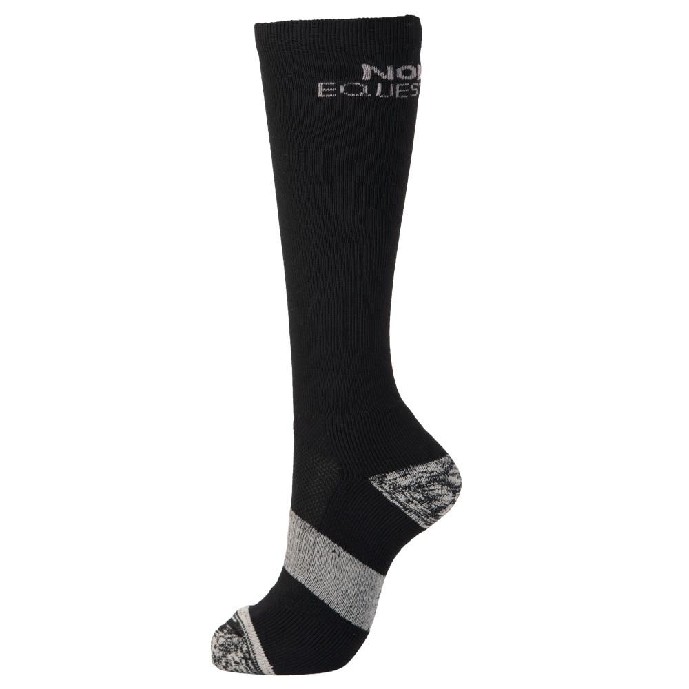 World's Best Boot Sock OTC Black