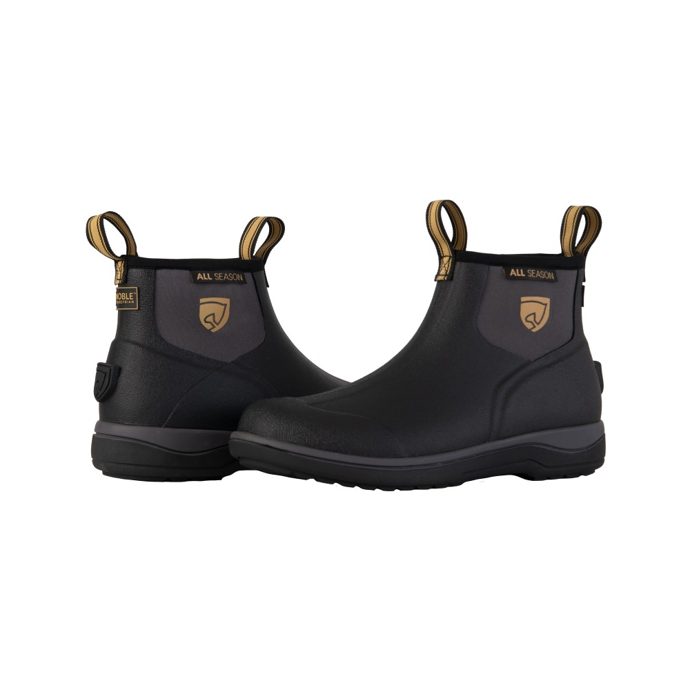 Women's Perfect Fit All Season Boot Low Black